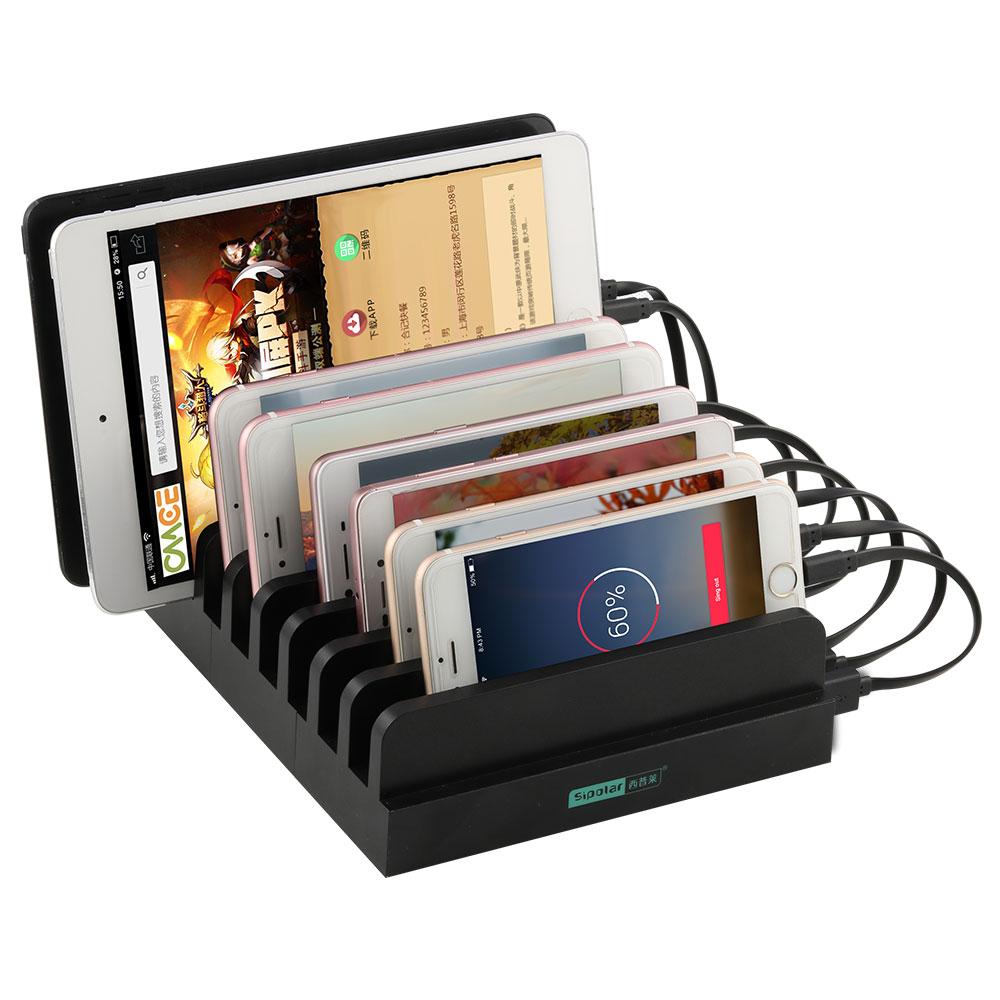 9-port USB Charging Station
